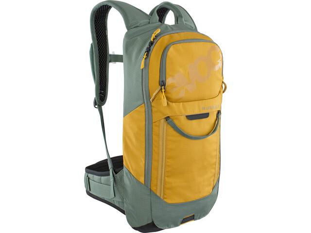 EVOC FR Lite Race Protector Backpack 10l olive/loam